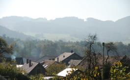 Kaulsdorf Aussicht
