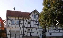 Mooi vakwerkhuis in Hessen